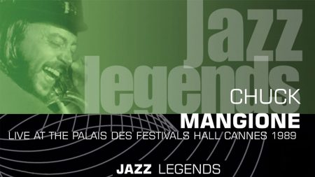 Chuck Mangione – Jazz Legends Live